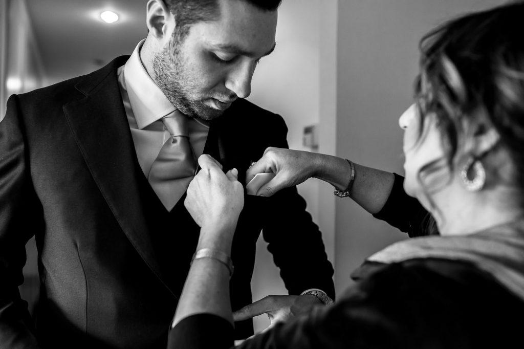matrimonio ebraico a roma vestizione sposo