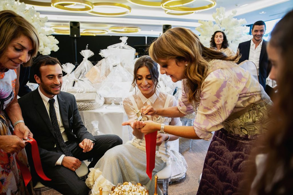 cerimonia dellÕhennah durante il matrimonio a parigi